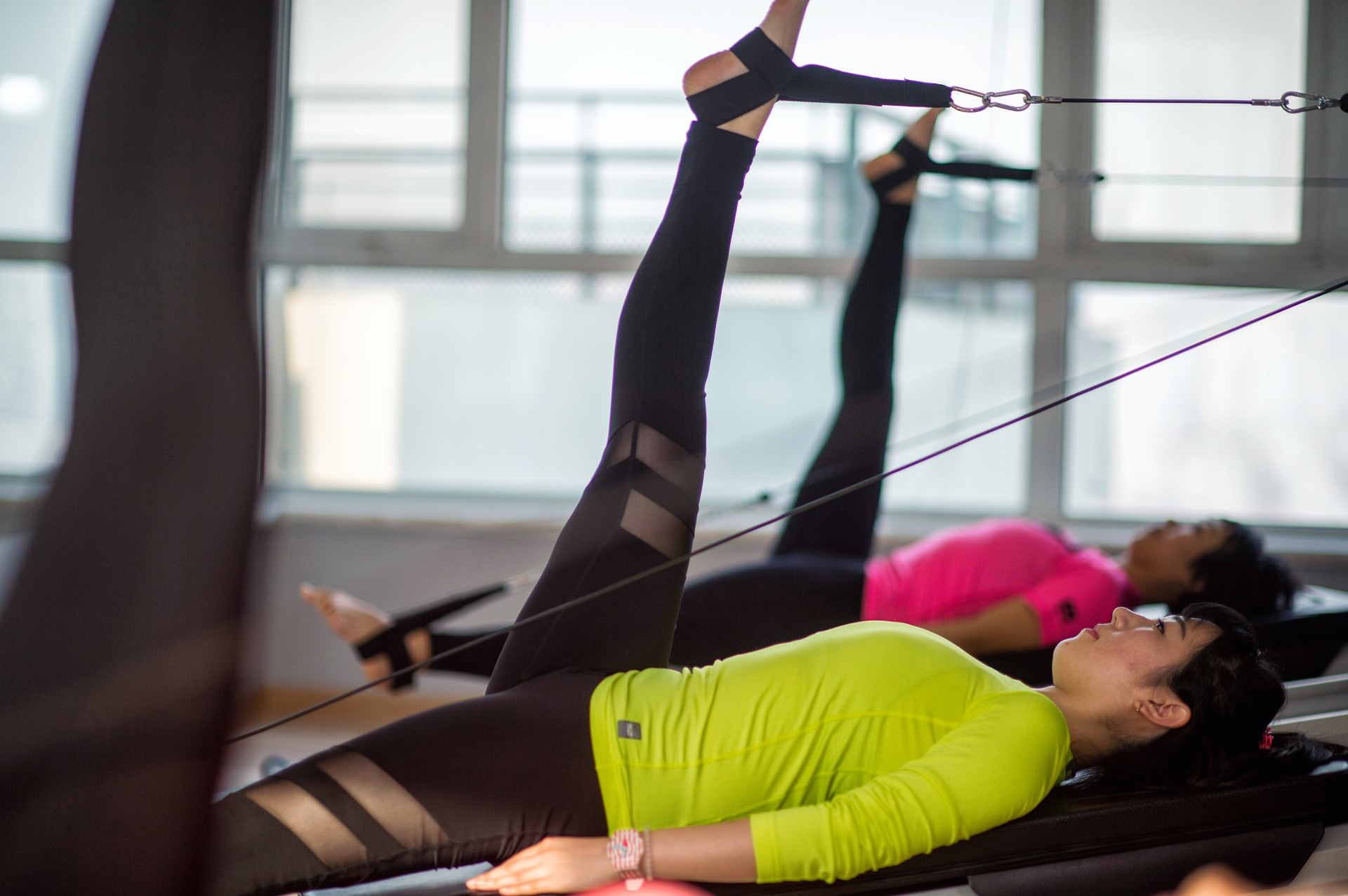 entrenar pilates en casa