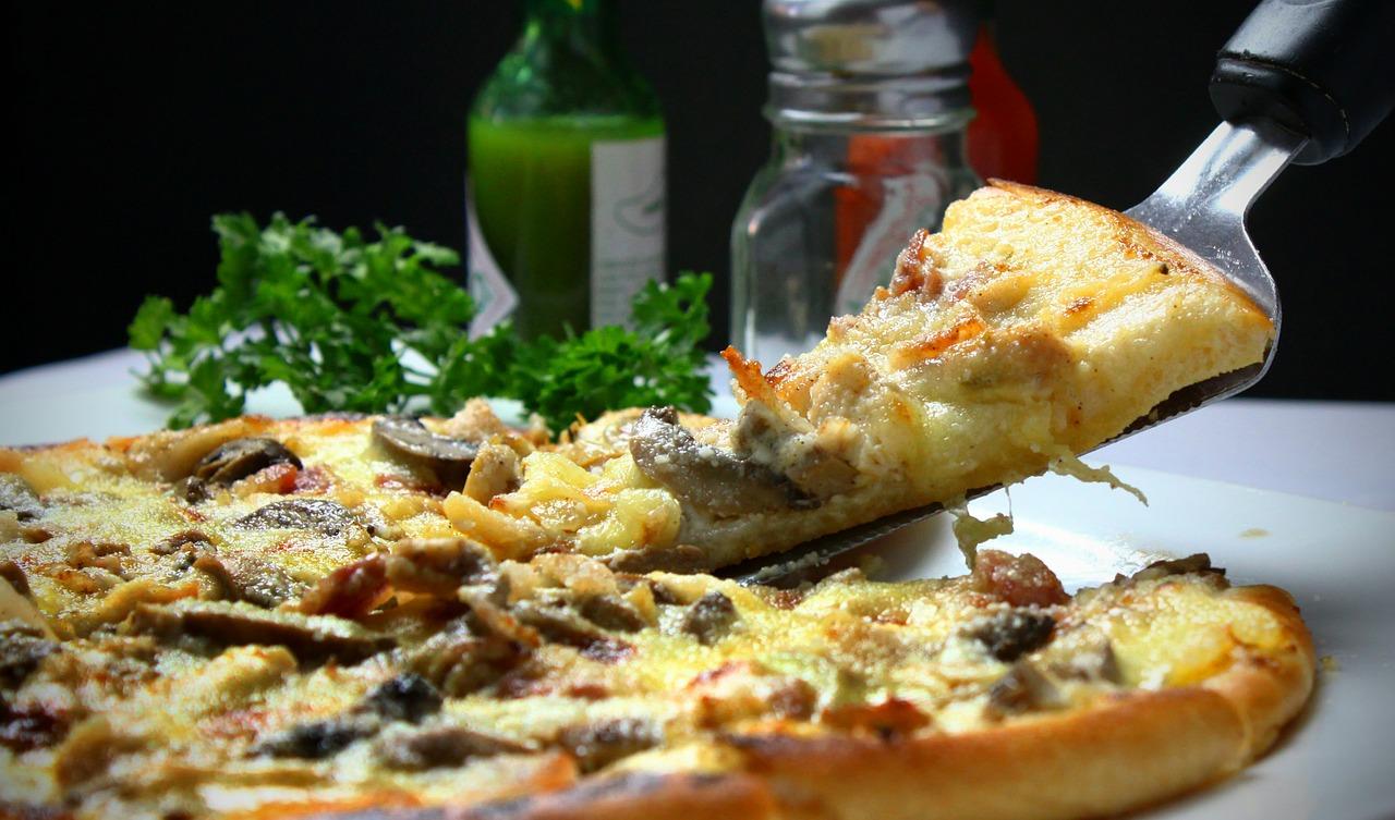pizza fitnees