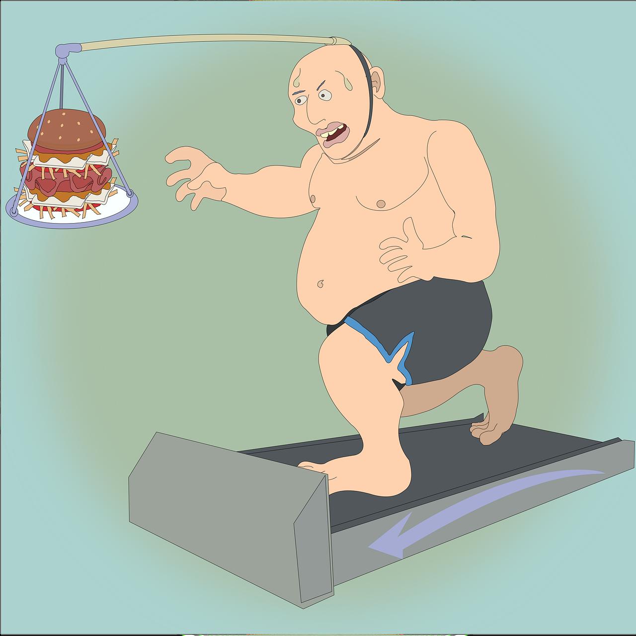 que ejercicios puedo hacer si soy obeso